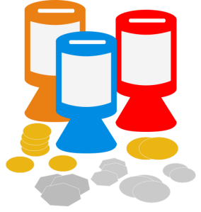 Collecting tins